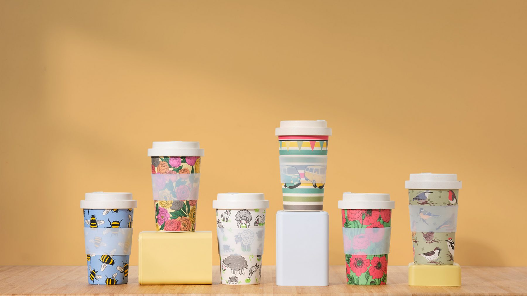 Product Photography Rebranding Campaign for Eco Chic